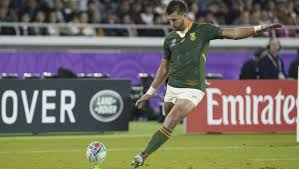 South Africa's World Cup Handre Pollard