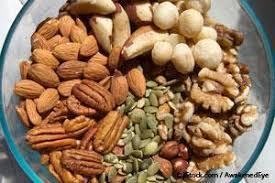 vegan nuts and seeds