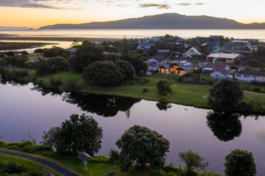 Waiimanu Lagoons Tutere Street south