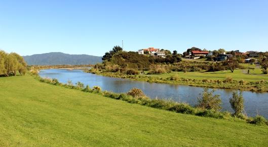 Waikanae River south side