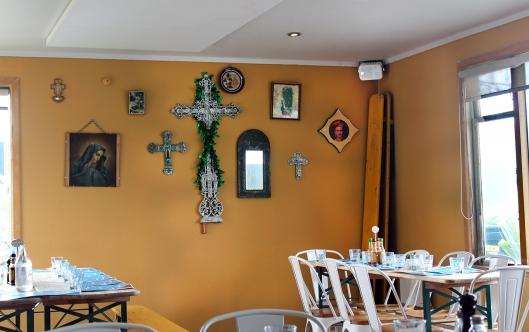 Los Locos interieur