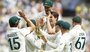 Melbourne test 1