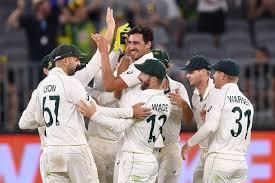 Perth test 1