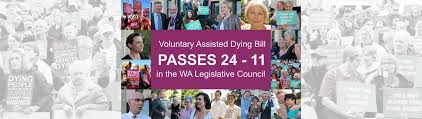 WA Assisted Dying vote