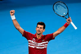 ATP Cup Novak Djokovic