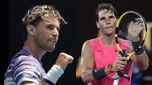 Australian Open 2020 Thiem and Nadal