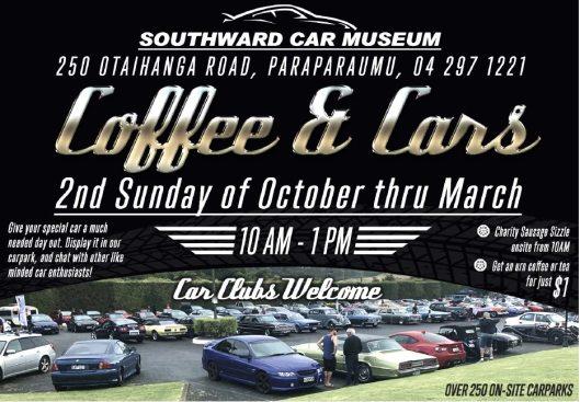 Coffee and cars 2020