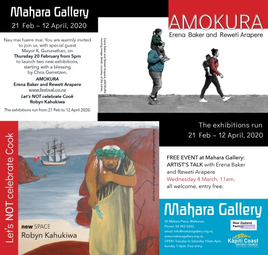 Mahara Gallery news January 2020