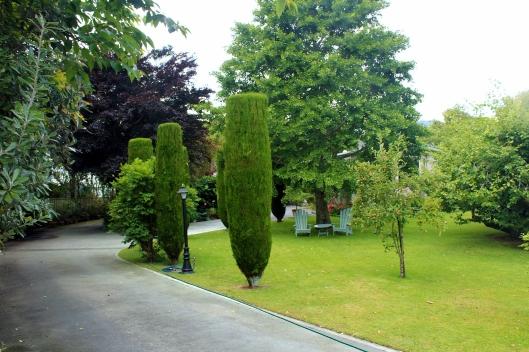 Ngarara front yard