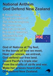 NZ National Anthem