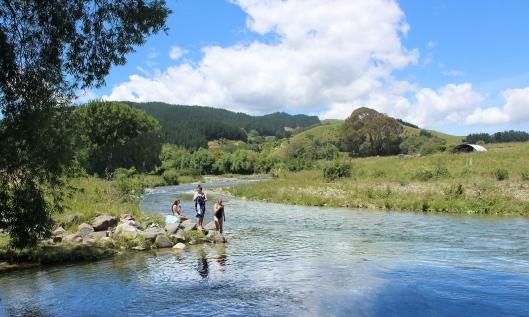 River Swimhole