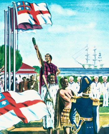1830s flag