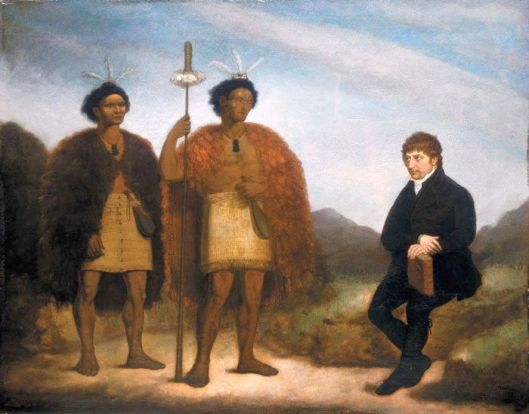 1830s missionaries