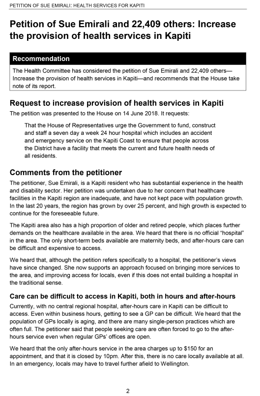 Final-report-Petition-of-Sue-Emirali-and-22-409-others-Increase-the-provision-of-health-services-in-Kapiti--2