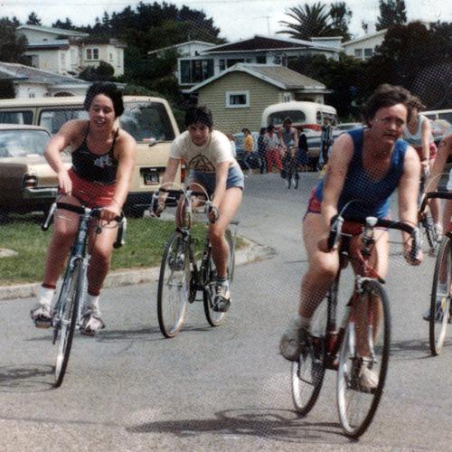 KWT cyclists