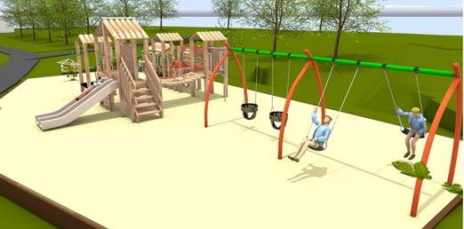 Playground update 2