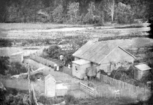 Reikorangi Valley house before 1895
