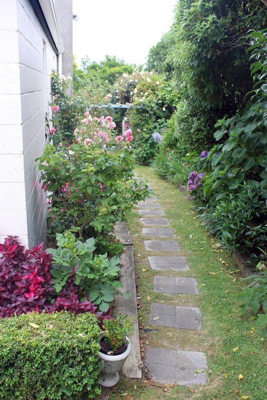 Huia garden