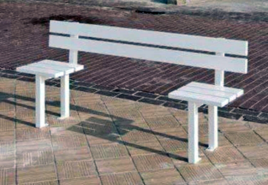 new public benches