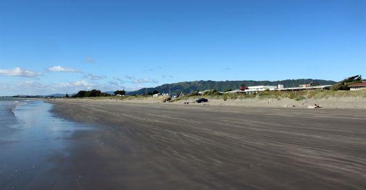Waikanae Beach 12March 2020
