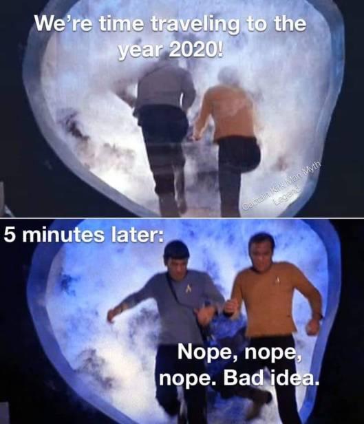 2020 bad idea
