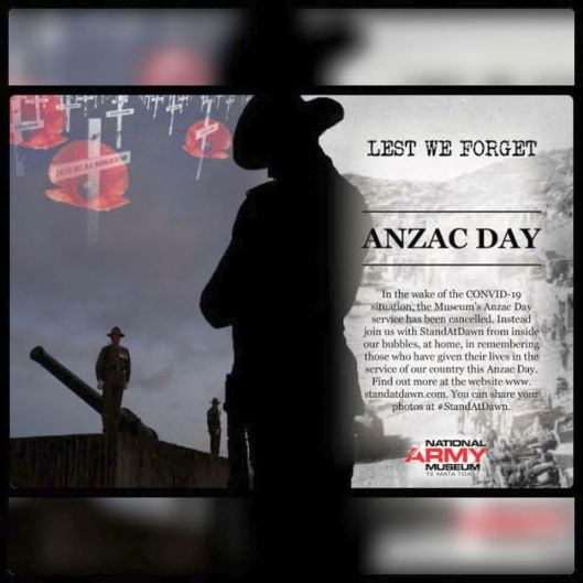 ANZAC Day 2020 2