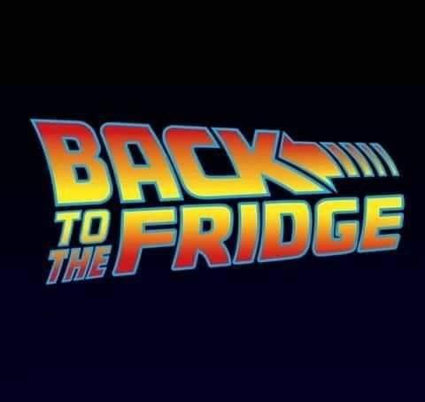 Back to the Fridge