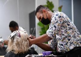 Coronavirus hairdressers