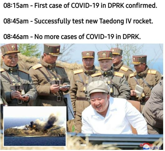 cv DPRK