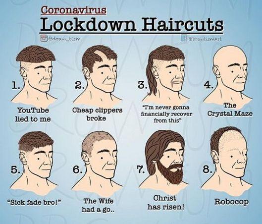 cv haircuts