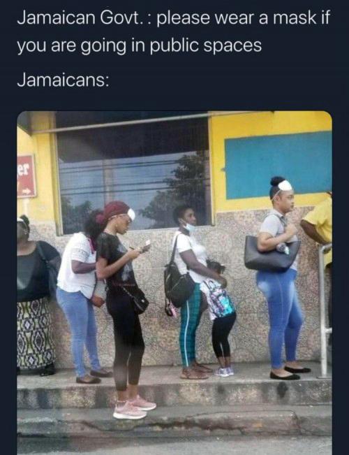 cv Jamaica