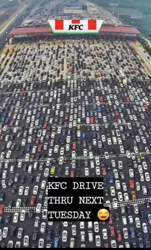 cv KFC