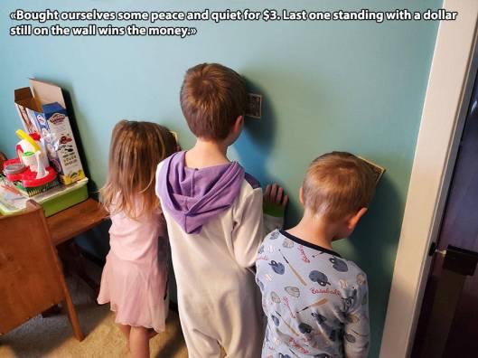 cv quiet kids