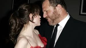 Harvey Weinstein in action