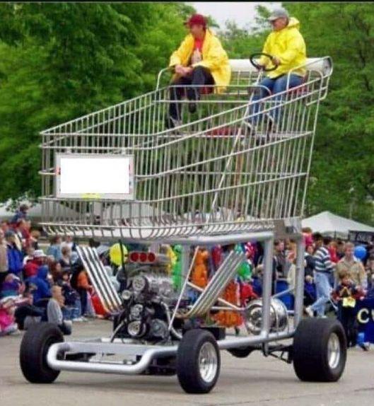 super hoarder cart