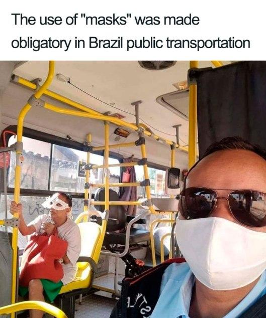 cv Brazil