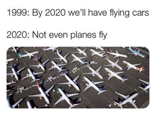cv flying