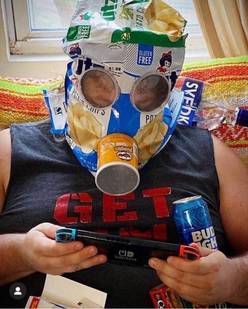 cv mask weird