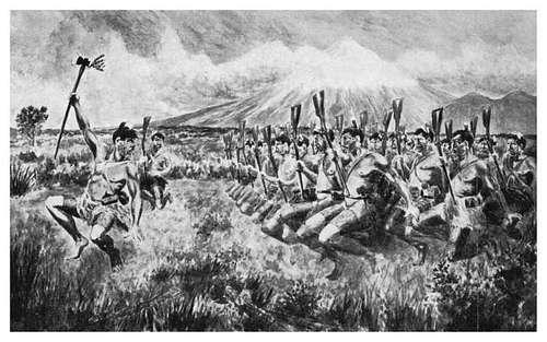 Musket Wars 1