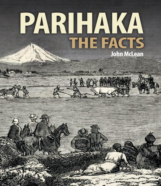Parihaka cover