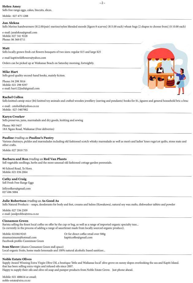 Waikanae home sellers directory-2