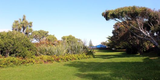 Waimeha Domain vue