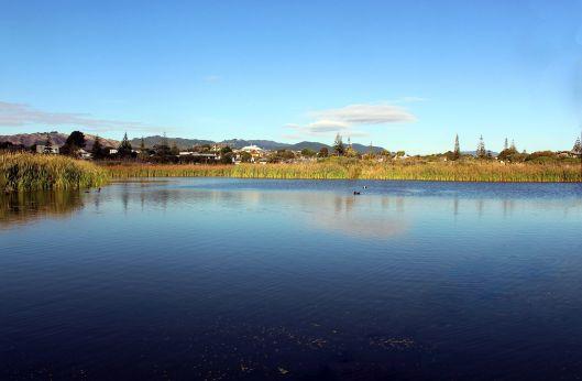 Waimeha Lagoon nord