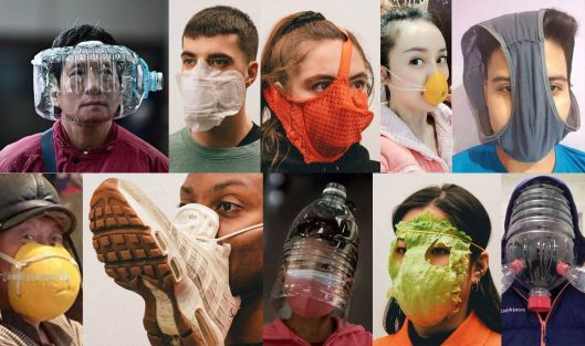 cv nombreuses-personnes-ont-signalées-avoir-fabriqué-des-masques