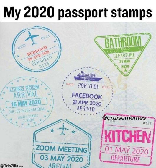 cv passport