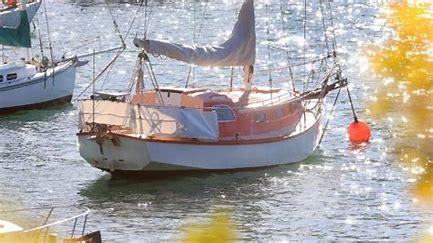 Scott Watson's boat