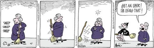 uber broomstick