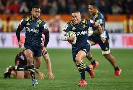 Highlanders v Chiefs Aaron Smith
