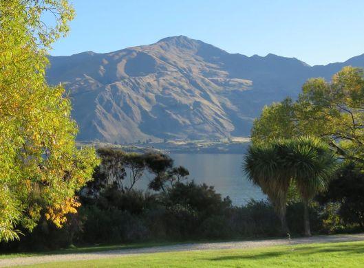 Mt Roy from across Lake Wanaka