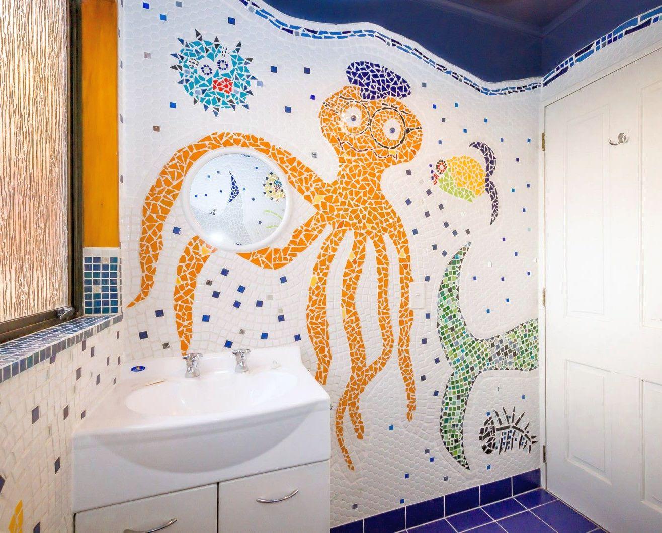 Waiky badzimmer mosaic